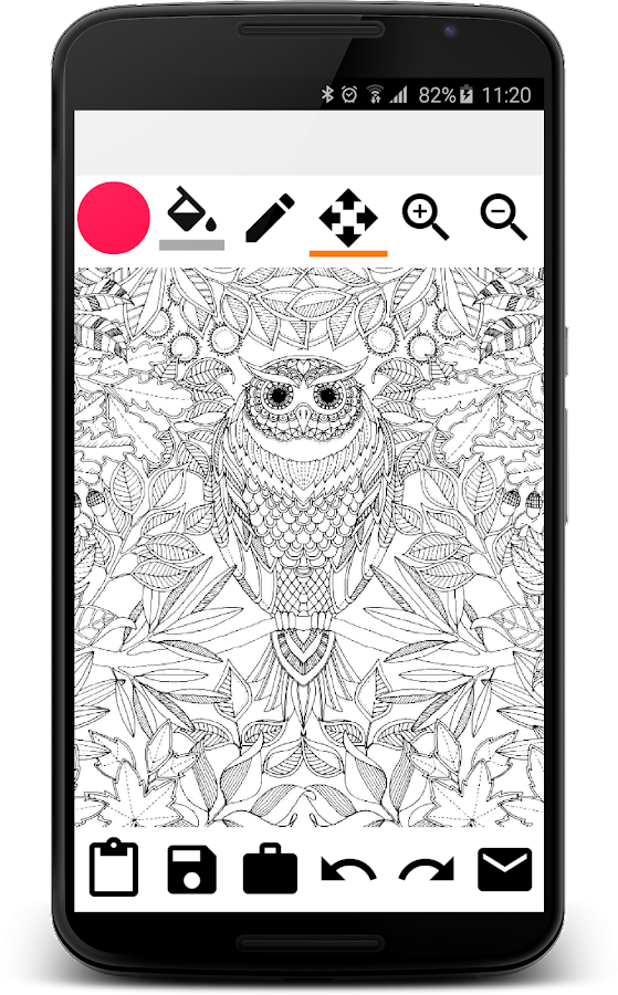 Free Adults Coloring Book - Android Apps on Google Play