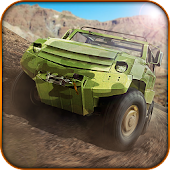 OffRoad US Army Transport Game 3D