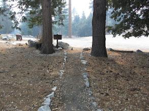 Photo: 12:22 - Windy Gap Trail trailhead (5830')