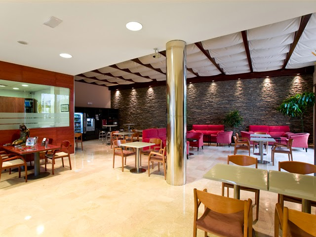 Foto Spa Hotel Ciudad de Teruel 4
