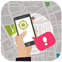 Mobile Tracker Locater icon