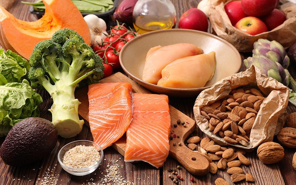 Chế độ ăn uống lành mạnh giúp cải thiện tình trạng Cholesterol cao