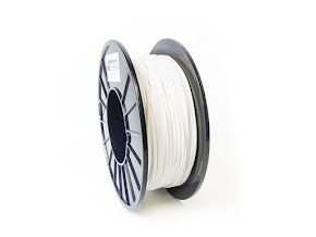 White PRO Series Nylon Filament - 1.75mm (0.75kg)