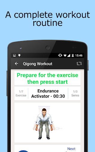 The Qigong Workout