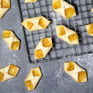 Polish Cream Cheese Cookies (aka Kolaczki or Kolacky).