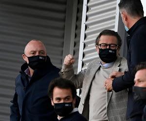 """""""Vous pouvez toujours compter sur moi"""": Marc Coucke fier de voir Anderlecht retrouver des couleurs"""