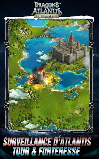 Code Triche Dragons of Atlantis: Hu00e9ritiers APK MOD screenshots 3