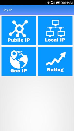 Check IP Address