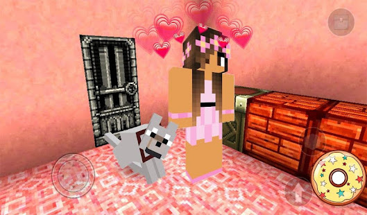 Game Girl craft Build & Destroy APK for Windows Phone