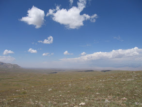 Photo: Kurumdy, Alay Valley