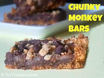 Chunky Monkey Bars