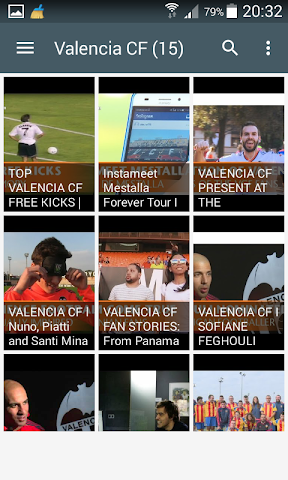android Live Football Scores Laliga Screenshot 4