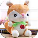 Puzzles - Animals Soft Toys icon