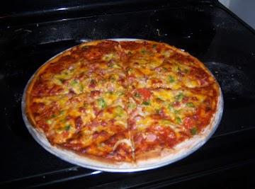 Becky's Ultimate Supreme Pizza Recipe