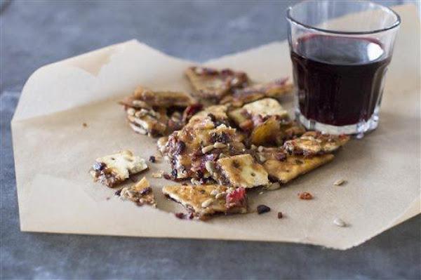 Sweet And Spicy Cracker Bark Recipe