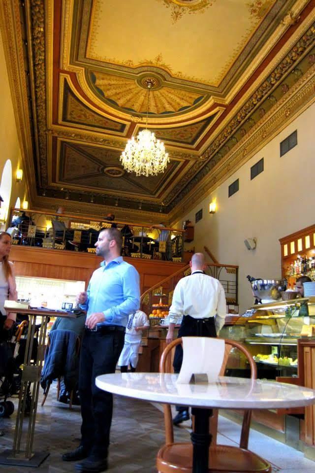 Cafe Savoy Prague