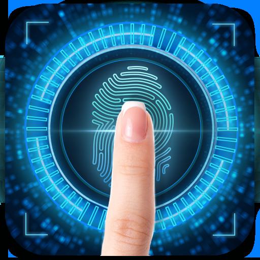 Scan Finger Lock Screen Prank