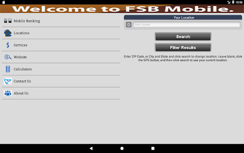 Farmers State Bank Brookston- screenshot thumbnail