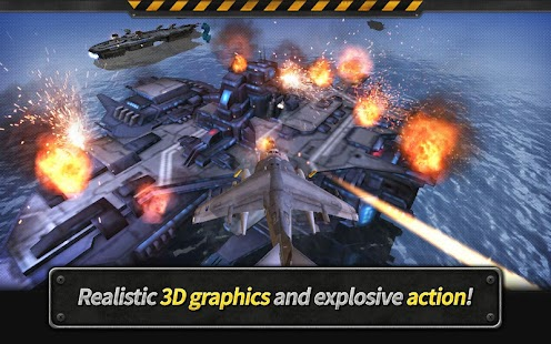 GUNSHIP BATTLE : Helicopter 3D Screenshot
