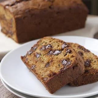 Spicy Chocolate Zucchini Bread