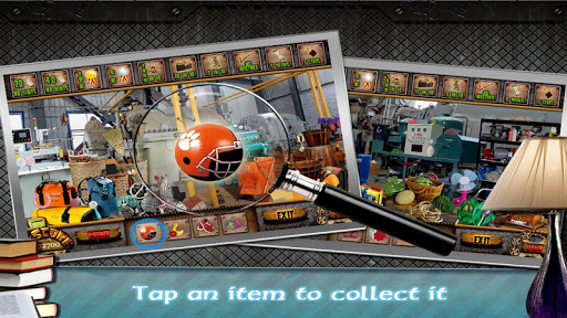 In the Factory - Hidden Object