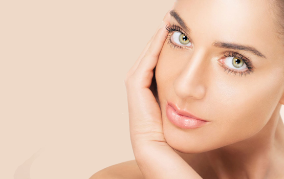 Dermal fillers plump up lines around the face, leaving a smoother appearance
