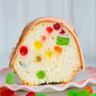 Gum Drop Cake.