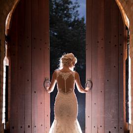 Doors by Lood Goosen (LWG Photo) - Wedding Bride ( wedding photography, wedding photographers, wedding day, weddings, wedding, wedding day wedding dress, brides, wedding photographer, bride,  )