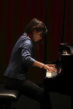 Photo: Pip Claire Yap tijdens het Jan Pasveerconcours 2012 fotografie: Ardito / Jan-Evert Zondag