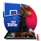 Basketball Dunk 3D Theme