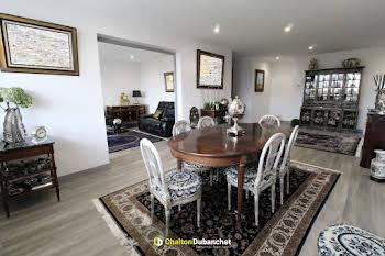 Appartement 4 pièces 123,85 m2