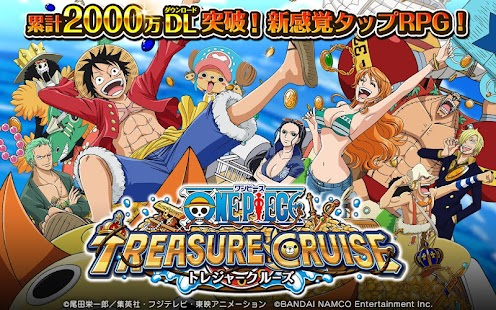 %name ONE PIECE TREASURE CRUISE v7.0.0 Mod APK [Japan Version]