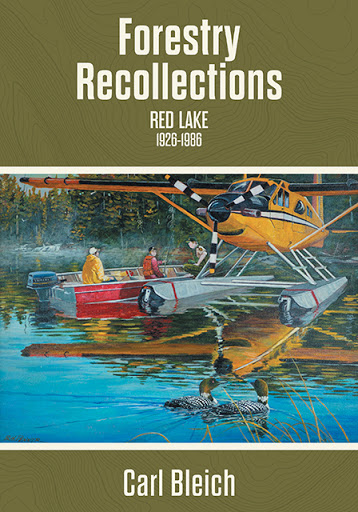 Forestry Recollections cover