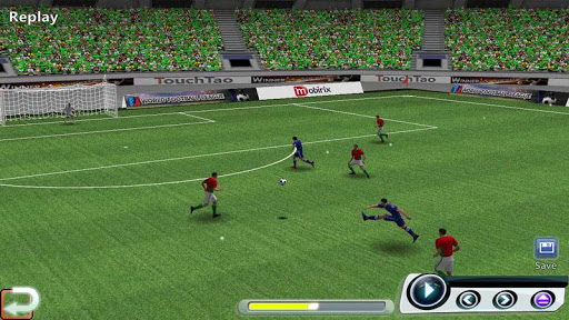 World Soccer League  gameplay | by HackJr.Pw 1