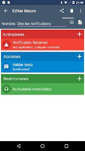MacroDroid Pro – Automatización 5