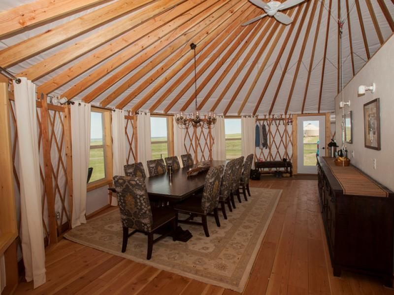 Shelter Design Yurt Kit