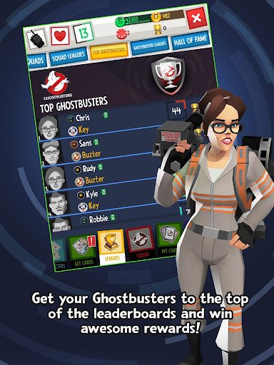 Ghostbusters™: Slime City screenshot 15