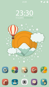 Morning UI Icon Pack v1.6.7