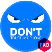 Dont touch my phone - Alarm