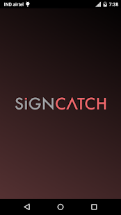 SignCatch- screenshot thumbnail