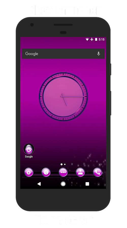 Rosada Icon Pack- screenshot