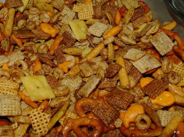 Cereal and Cracker List: Chex (corn, wheat, oat, multi grain), Cheerios, Bugles, Cheezits, Goldfish,...