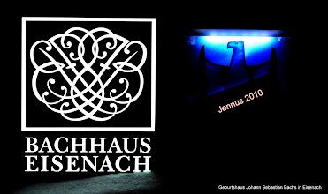 Photo: Geburtshaus Johann Sebastian Bachs in Eisenach