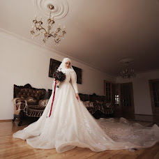 Wedding photographer Azamat Khanaliev (Hanaliev). Photo of 04.06.2018