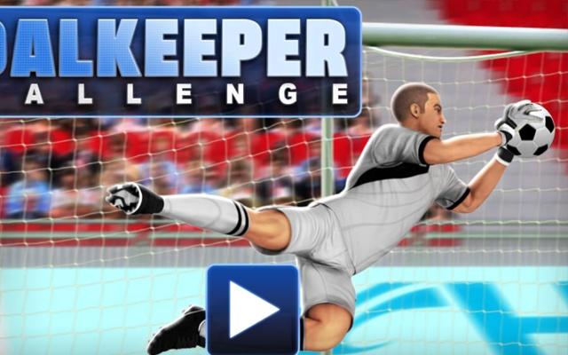GoalkeeperChallenge Game