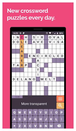 Crossword Puzzles 1.0 Mod screenshots 1