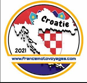 Croatie motard