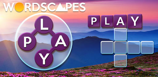Image result for wordscapes title screen