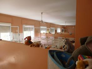 Photo: Sn3S0025-Dakar Pouponnière, nursery, cloisonnement en chambrées P1060091