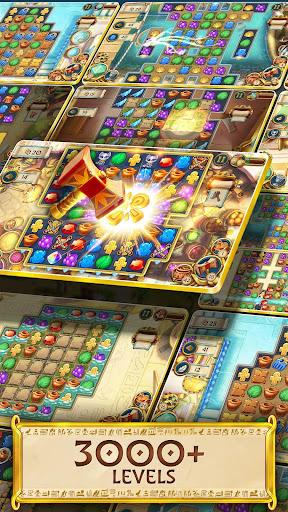 Jewels of Egypt: Match Game 1.6.600 screenshots 6